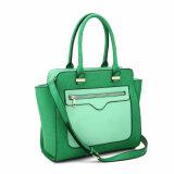 Grande sacchetto di spalla di verde di svago di 2016 serie di Molla--Estate (MBNO040108)