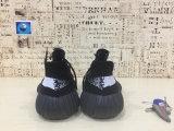 Yeezy 350 zapatos corrientes Kanye West Yezzy de la beluga del alza V2
