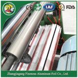 Алюминиевую фольгу и полупроводниковых бумагу вперед и назад и режущие машины