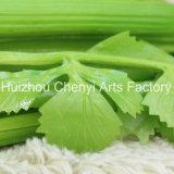 PU Verde Sedano artificiali verdure