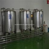 O sistema de preparação do tanque de armazenagem de bebidas