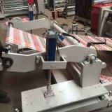 Papel horizontal que raja y máquina el rebobinar