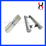 Los tubos magnéticos de neodimio de fuerte permanente imán de barra