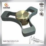 Koper die CNC Machinaal bewerkte Producten CNC machinaal bewerken die Deel Tob machinaal bewerken