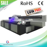 UV Flatbed Printer voor de Dekking van de Banner/van de Decoratie/Box/DIY