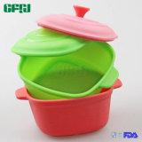 Шар силикона тары для хранения еды Kitchenware силикона Dishwashable