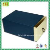 Anunció el rectángulo de empaquetado del regalo del papel de la cartulina del cajón