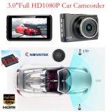 대시 DVR-3005에서 5.0mega 차 비디오 촬영기를 가진 싼 3.0inch 가득 차있는 HD1080p 차 이동할 수 있는 사진기 DVR,
