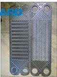Piatto H17 N35 J107 Ss304 Ss316 AISI304 dello scambiatore di calore del piatto di Apv