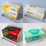 Machine de conditionnement de papier faciale de tissu de serviette de machine à emballer