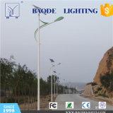 luz de calle solar híbrida del viento LED y 300W de 70W (BDTYNSW2)