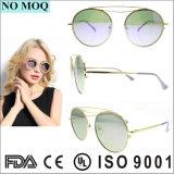Marca italiana óculos óculos baratos de marca própria redonda