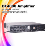 Df4800 4channel Power Mixer Amplifier