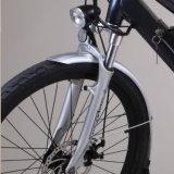 Elektrisches Fahrrad für Dame mit Cer En15194 und UL-Aufladeeinheit