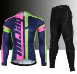 Women Quick Dri Cycling Wear Jersey de cyclisme avec impression numérique