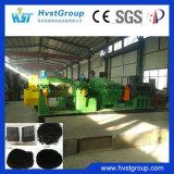 Gomma residua che ricicla la linea di produzione/macchina di gomma del frantoio