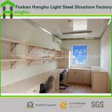 Camera prefabbricata del contenitore delle baracche di Porta per adattamento vivente
