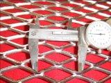 Venta caliente 304 acero inoxidable de diamantes de malla de metal expandido
