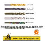 Broca de HSS para Metal