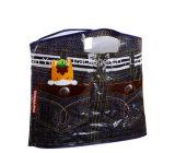 Хозяйственная сумка сплетенная PP с изготовленный на заказ размером