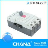 Corta-circuito moldeado MCCB del caso de Cam1 3/4poles 800V 100A con alta calidad