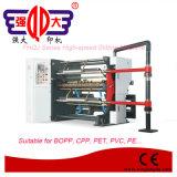 Máquina que raja de alta velocidad de la película plástica de la serie de Fhqj
