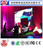 P6 que hace publicidad de la pantalla a todo color de LED de la alta calidad de alquiler de la visualización