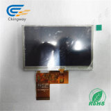 Comitato di tocco industriale dello schermo dell'affissione a cristalli liquidi di pollice TFT di alta qualità 5.0