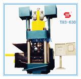 Macchina idraulica della pressa di bricchettatura della segatura del metallo