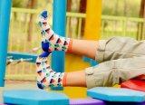 Form-antibiotische und antistatische Kleid-Socken