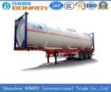 Carburante-aceite del acero de carbón de la alta calidad/petrolero del líquido/de la gasolina
