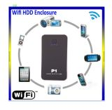 無線記憶のためのWiFiハード・ドライブ機構