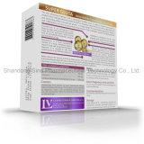 Haut, die wirkungsvolles Glutathion 10vials+10AMPS für Einspritzung 600mg weiß wird