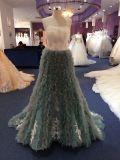 Vestido de noiva de casamento