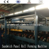 Painel de Sanduíche do EPS Que Faz a Máquina Alinhar