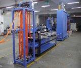 Свяжите вниз связывает автоматическую печатную машину экрана с большой Drying коробкой