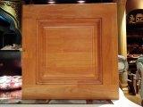 Porte européenne simplifiée en bois solide de type pour l'intérieur (ds-8015)
