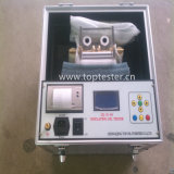 Tester altamente esatto di resistenza dielettrica dell'olio del trasformatore dell'olio isolante (Iij-II-80)