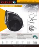 Superlaut Hupen-Lautsprecher-Sirene-Hupen-Motorrad-Hupe E-MARK genehmigt