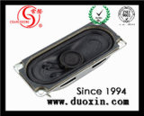 30*70mm 8ohm 5W Vierecks-Minilautsprecher für Fernsehapparat-Auto Dxyd3070n