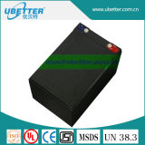 Batería de litio recargable del reemplazo de la batería de plomo LiFePO4 12V 20ah y paquetes de la batería