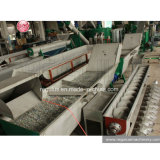 Бутылки любимчика рециркулируя линию цену пластичного завода по переработке вторичного сырья