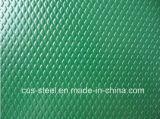 Diamond PPGI gaufré /prépeint Feuille de toiture en acier gaufré