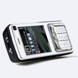 Smartphone overweldigt Knuppel van Shocker Taser van het Kanon de Elektrische (95)