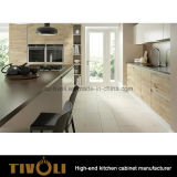現代白い絵画青い絵画食器棚Tivo-0120V
