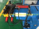 Máquina de dobra inoxidável automática da tubulação de Plm-Dw18CNC para o diâmetro 7mm
