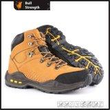Zapato de seguridad de cuero de Nubuck con EVA&Rubber Outsole (SN5444)