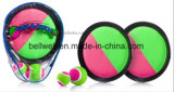Toss крюка и защелок и игра спорта задвижки для 2 игроков с 2 шариками в PVC носят мешок