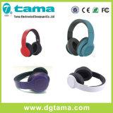 Классицистические и конкурсные стерео цветастые наушники держателя Bluetooth V4.0 надземные
