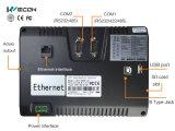 HMI à écran tactile Wecon de 7 pouces avec port Etherenet